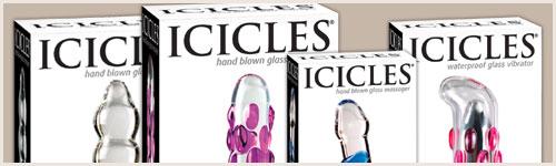 Icicles Glas-Sextoys bei erotik-toys.de