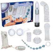 Crystal Clear Sextoy-Set