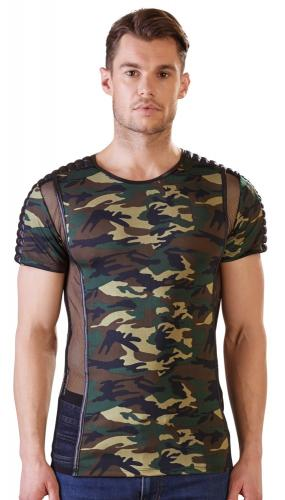 Camouflage-Shirt 2XL