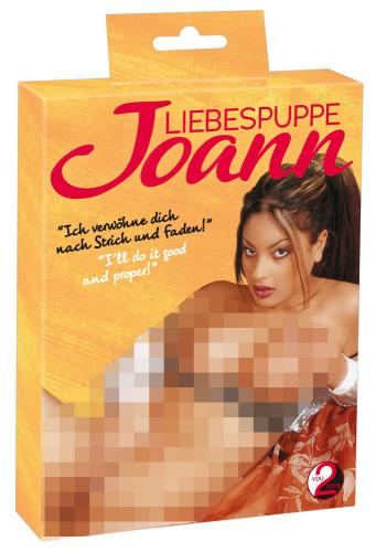 Liebespuppe Joann