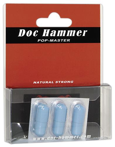 Doc Hammer Pop-Master 3er