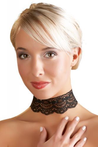Spitzen-Halsband