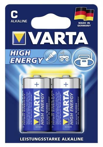 Varta-Batterien Baby 2er-Pack