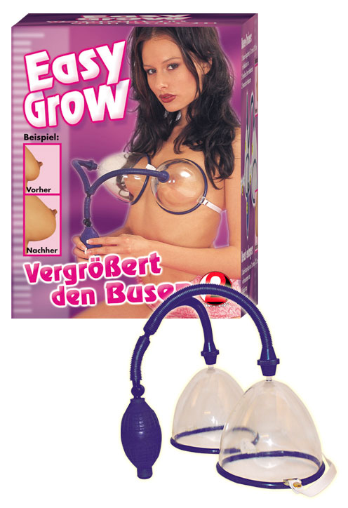 Busensaugschalen Easy Grow