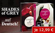 Bücher und die offizielle Toy-Collection von Shades of Grey bei erotik-toys.de